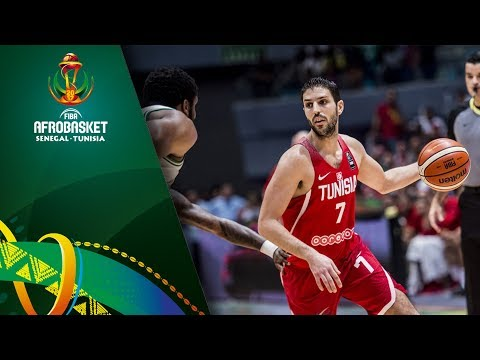 Mourad El Mabrouk - All-Star Five - FIBA AfroBasket 2017