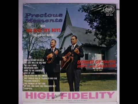 Precious Moments [1964] - The Blue Sky Boys