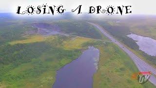 TJV - ALMOST LOST THE DRONE!! - #813