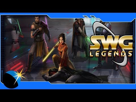 SWG Legends – Heroic Pre Quests – Star Wars Galaxies Gameplay