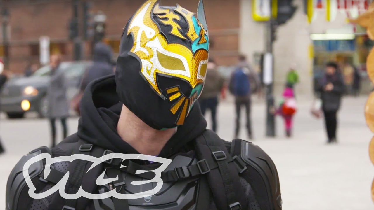 The Real Superheroes of Montreal - YouTube