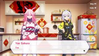 Honkai Impact 3 - Reunion Dinner - Full Story mp3