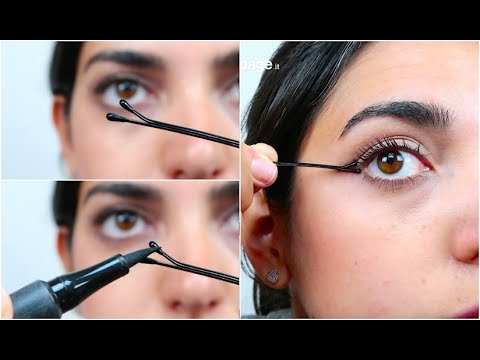 COME SI METTE L'EYELINER E QUALE TIPO USARE | Eyeliner ...