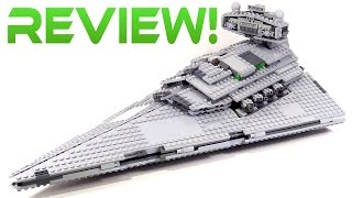 Lego Star Wars 75055 Review: Imperial Star Destroyer