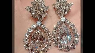 very beautiful and Stylish earrings Eid  designs