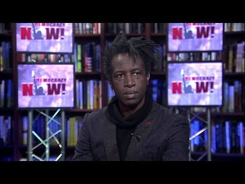 "Spoken Word Artist Saul Williams Extended Interview on His New Album, ""Martyr Loser King"""