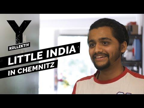 Indisches Studenten-Leben in