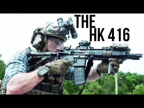 The HK 416