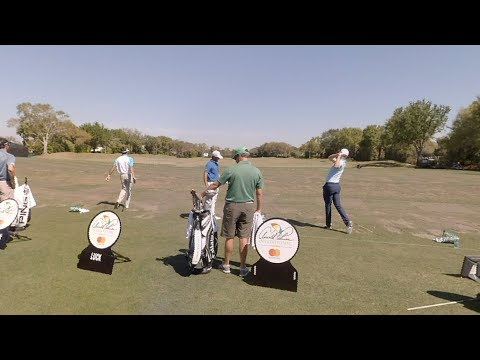 On the range in 360 degrees at Arnold Palmer