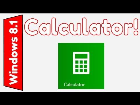 windows-8.1:-calculator-app-overview