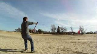 Trainer Kite Flying At Woodward Reservoir
