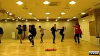 Tony and Smash - Gęt Your Swag On (dance practice) DVhd