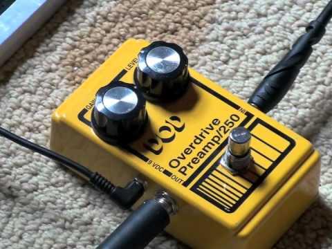 DOD 250 reissue - Stratocaster