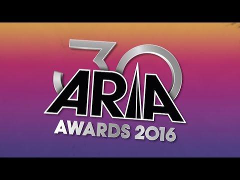 ARIA Awards 2016 - Red Carpet Interviews