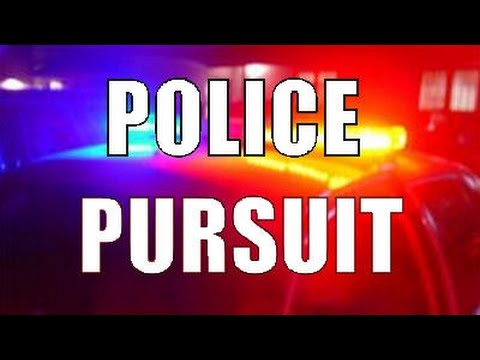 Sacramento Police in Wild Pursuit