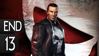 THE PUNISHER - Ending Walkthrough Part 13 Gameplay [1080p HD 60FPS PC] No Commentary