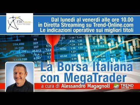 Borsa italiana, i 5 migliori titoli per l'analisi tecnica