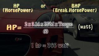 [ Hindi-हिन्दी ] HorsePower vs Torque - Explained || #AnkushTyagiExplains