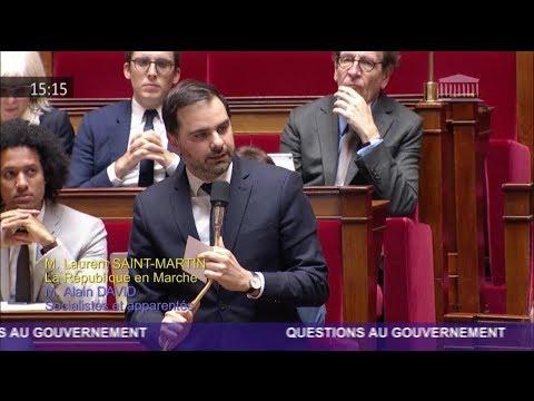 Baisse de l'impôt sur le revenu : question à Olivier Dussopt