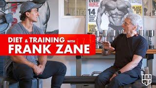 FRANK ZANE  TRAINING AND DIET …
