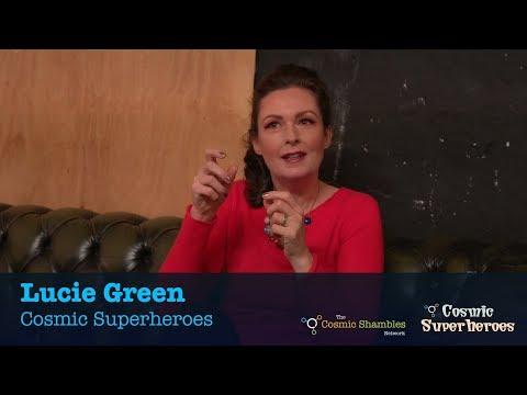 Professor Lucie Green - Cosmic Superheroes