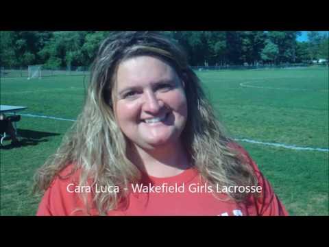 Cara Luca - Wakefield Girls Lacrosse
