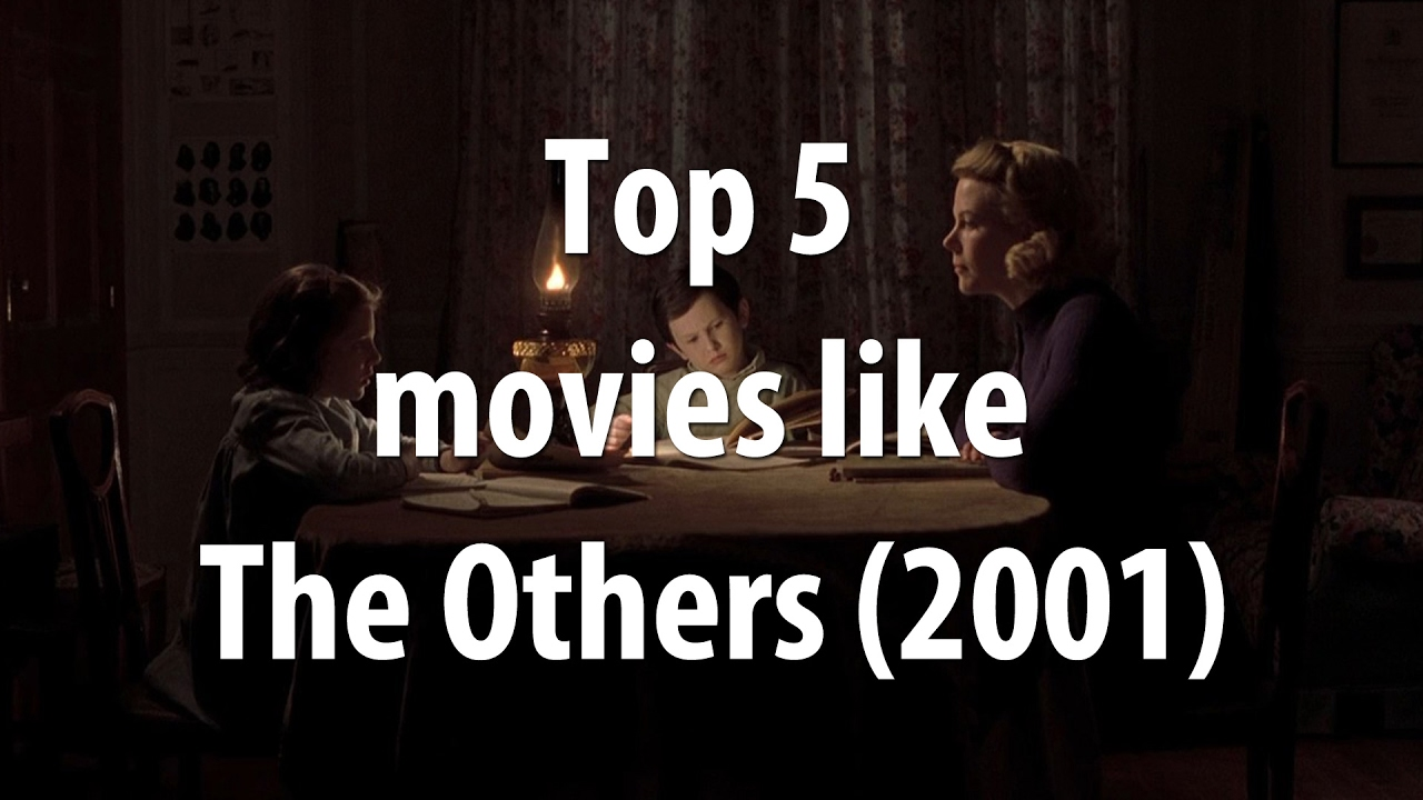 Top 5 movies like The Others (2001)