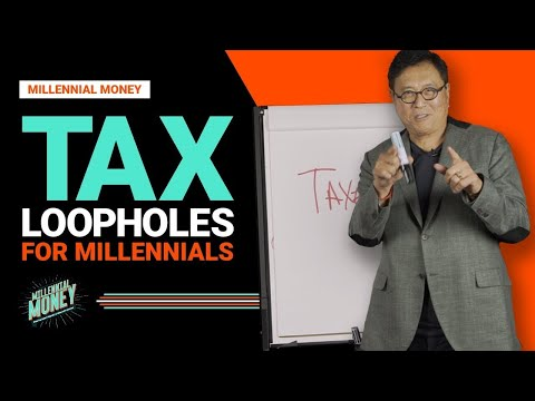 How Rich People Avoid Paying Taxes -Robert Kiyosaki