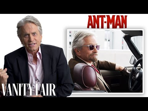 Michael Douglas Breaks Down His Career, From