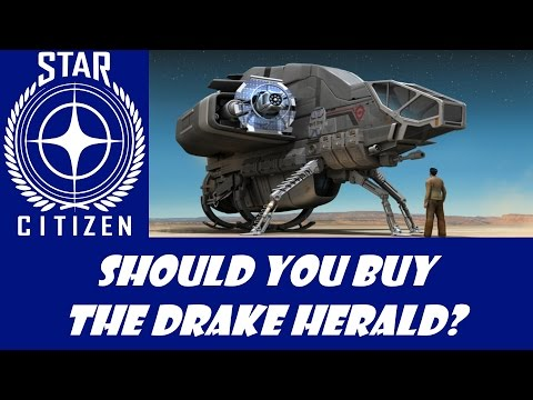 Star Citizen: Should you buy the Herald?