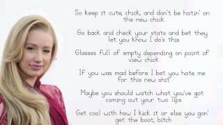 Heavy Crown - Iggy Azalea Ft. Ellie Goulding - LYRICS