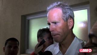 2013 Lobo Football | Coach Bob Davie: Post-UTEP Press Conference