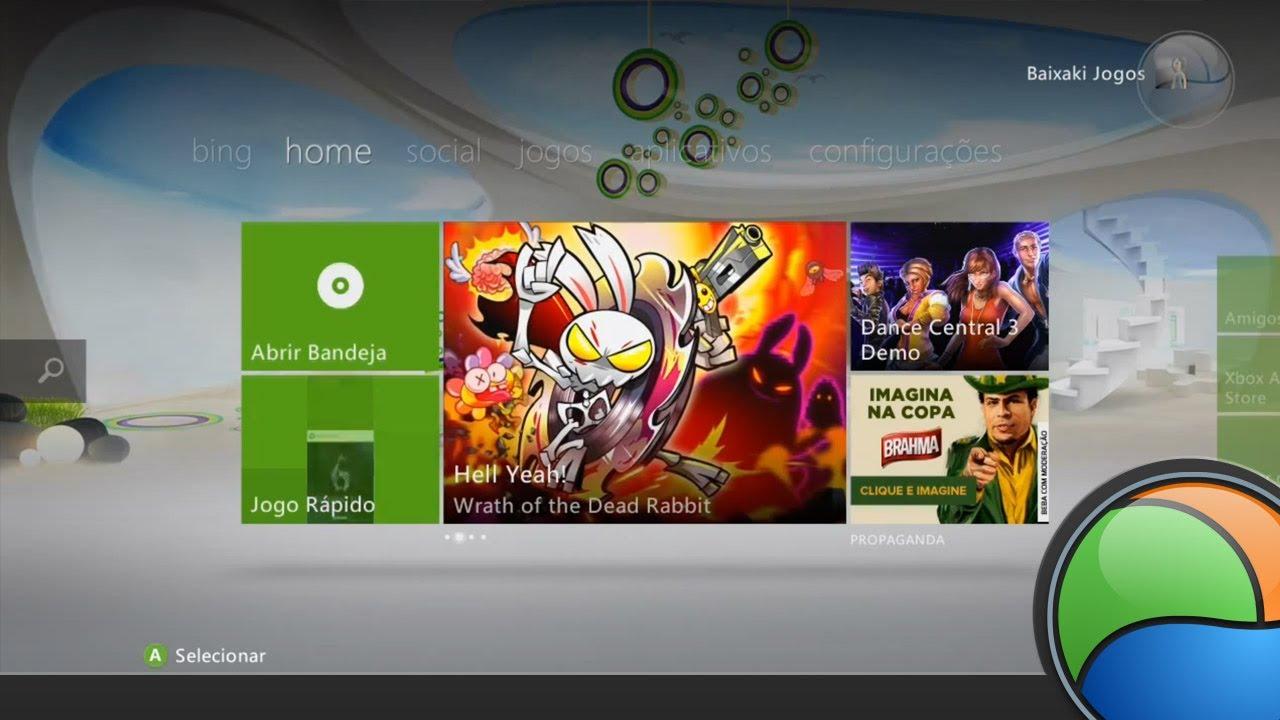 Fuse Xbox 360 Dicas : Xbox como instalar temas dicas baixaki jogos