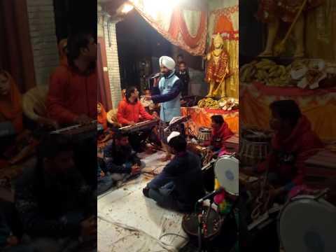 Punjabi singer harjit ladla Live Jagran doran mb  9888945621
