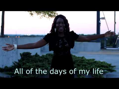 All of the days with lyrics  Original song by God's faithful servant Uche Favour