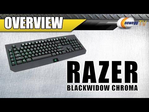 Razer BlackWidow Ultimate Chroma Review
