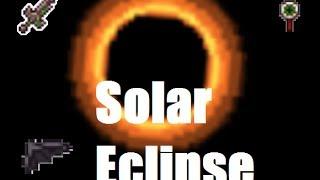 Terraria 1.2: Solar Eclipse event (SpyTheBoss)