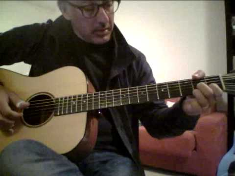 Bottle of Wine (Tom Paxton)Fingerstyle Blues Guitar