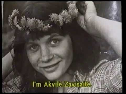 Akvile Zavisaite - Akvilia - Lithuanian artist - Official documentary film