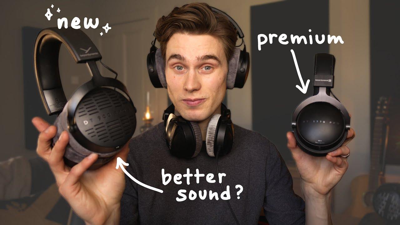 Download The Best Headphones I Have Ever Tested - Beyerdynamic DT PRO X Comparison
