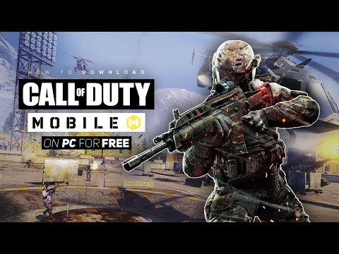 How To Download Call Of Duty Mobile On Pc Laptop For Free 2019 Youtube