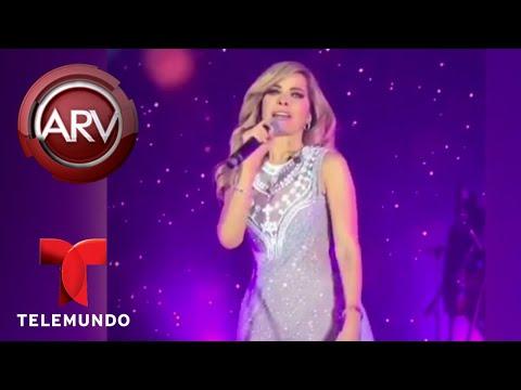 Gloria Trevi celebra sus 50 años entre celebridades | Al Rojo Vivo | Telemundo