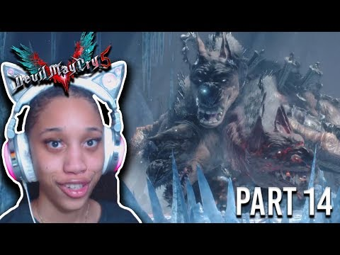 CERBERUS BOSS FIGHT!! ???? | DEVIL MAY CRY 5 GAMEPLAY - PART 14