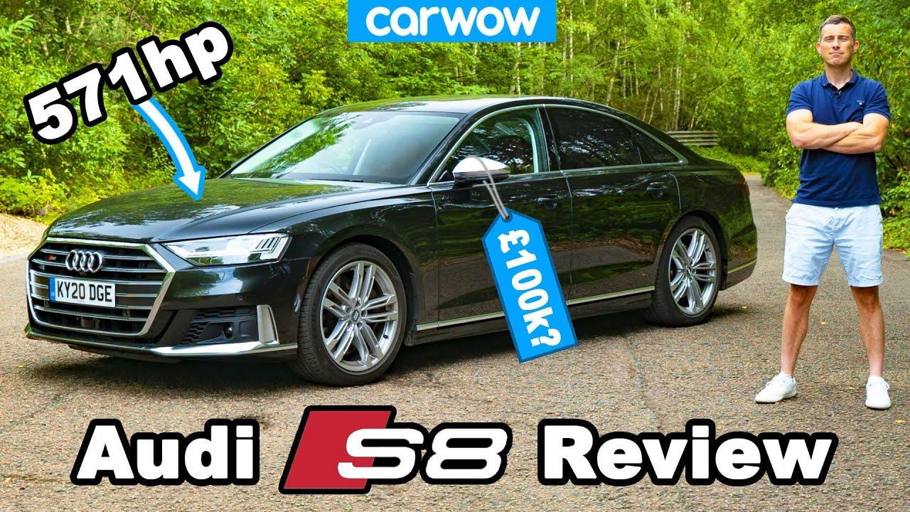 Download New Audi S8 review: is it really worth £100K?