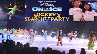 Mickey's Search Party Finale - Disney On Ice at United Center in Chicago