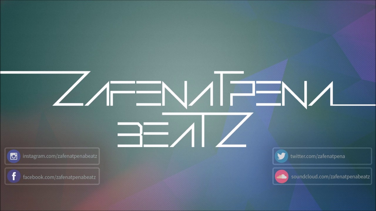 Hard Aggressive Dark Hip Hop Rap Beat ''Pharaoh Instrumental'' Zafenatpena  Beatz