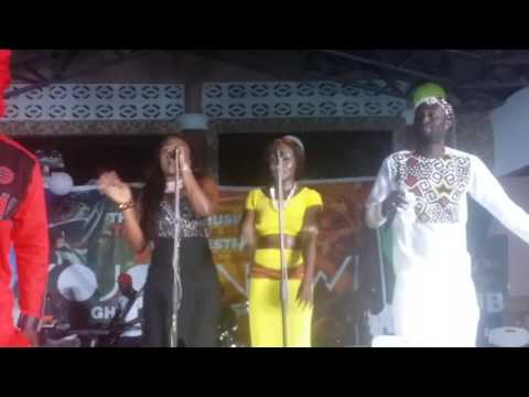 Kojo Antwi live at Kwahu Easter 2016 Ghana p1
