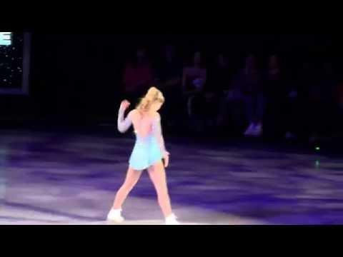 Gracie Gold - Let it Go --- Stars on Ice 2014, Orlando FL