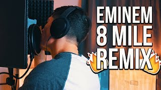 KID MURDERS EMINEM 8 MILE REMIX! Mobb Deep - Shook Ones!