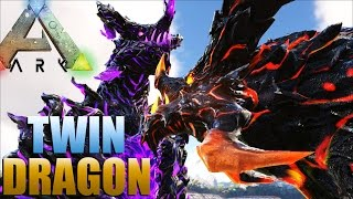 Video RED AND BLUE DRAGON UPDATE PUPPET TERBARU! - ARK SURVIVAL EVOLVED INDONESIA download MP3, 3GP, MP4, WEBM, AVI, FLV Oktober 2017